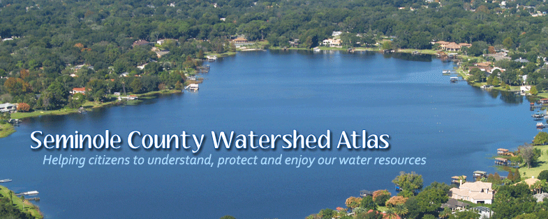 Welcome to the Seminole County Water Atlas